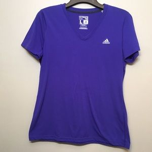 Adidas Ultimate Tee size Large.